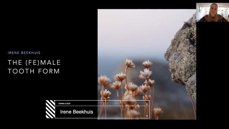 Webinar - Irene Beekhuis