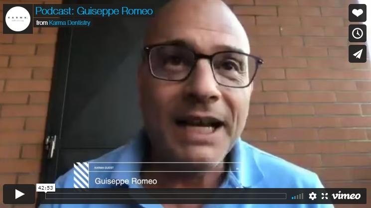 Podcast 24 - Giuseppe Romeo
